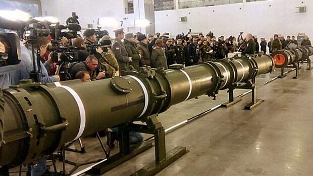 США заподозрили Россию в подмене ракеты 9М729 на презентации