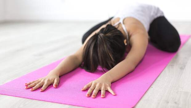 На 14-й неделе пора переходить к более умеренным физическим нагрузкам