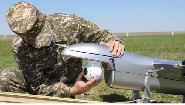 Испытания казахстанского беспилотника прошли близ Нур-Султана