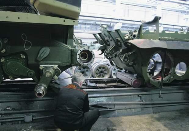 Минобороны заказало поставку опытного образца робототехнического комплекса «Штурм»