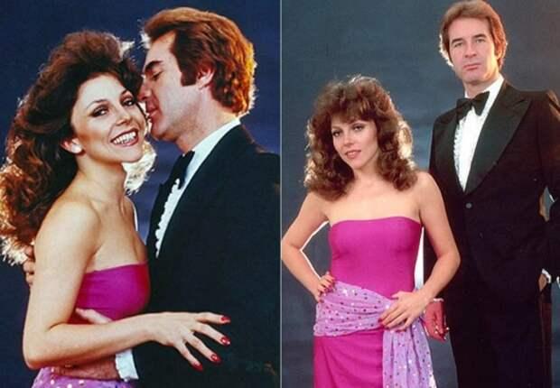 Главные герои сериала *Богатые тоже плачут*, 1979-1980 | Фото: muzmix.com и vietbao.vn