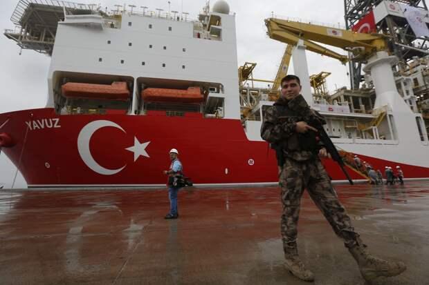 Бурение под прицелом: санкции ЕС против Турции
