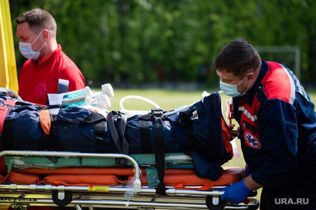 Глава Кузбасса заявил осостоянии пострадавших вкрушении L-410