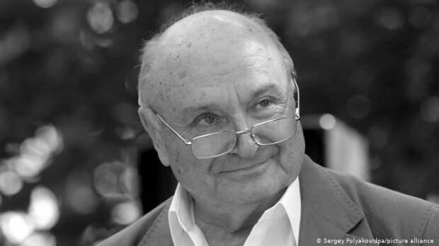 Умер Михаил Жванецкий...