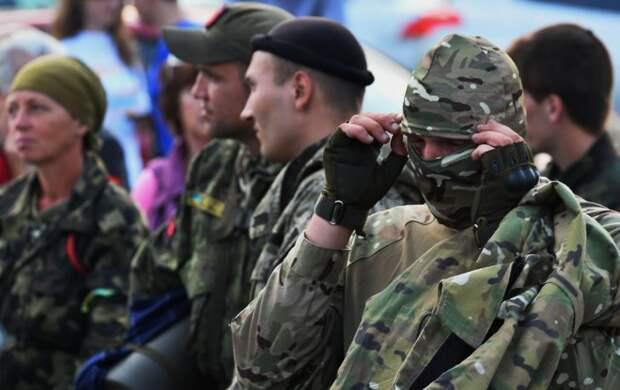 Ополченка из ДНР поведала о массовом дезертирстве из ВСУ