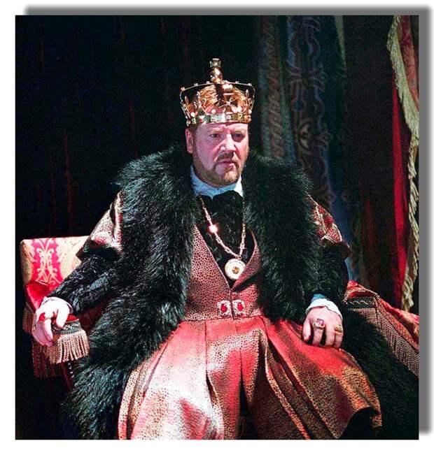 """Образ Генриха VIII в телесериале """"Генрих VIII"""""""
