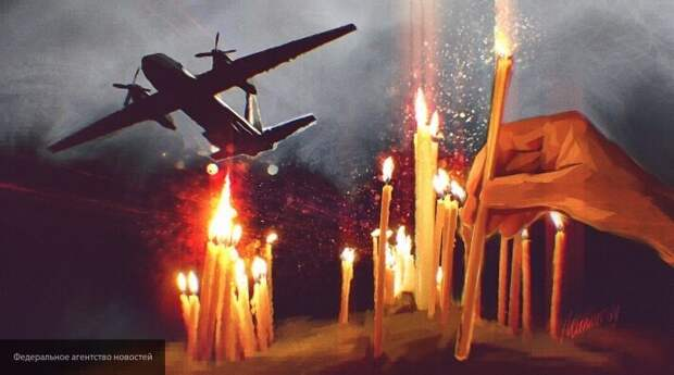 Установлена причина авиакатастрофы под Харьковом, где погибли курсанты