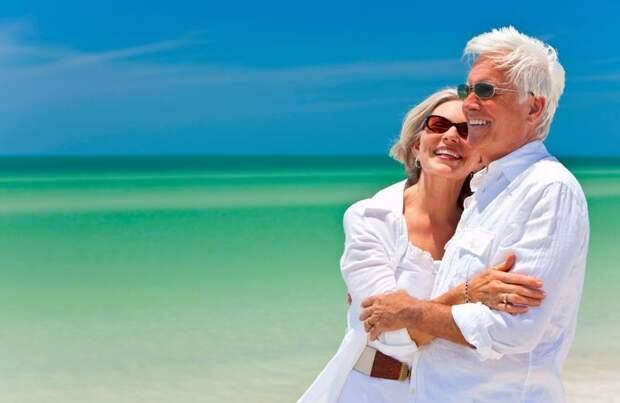 С годами можно быть счастливой просто так. Шесть принципов счастливой женской старости.