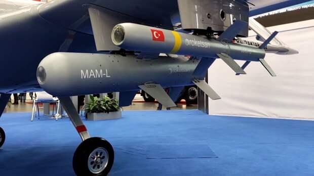 Украина и Турция договорились о производстве ударных беспилотников