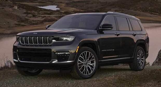 Jeep представил новую производственную площадку в Детройте