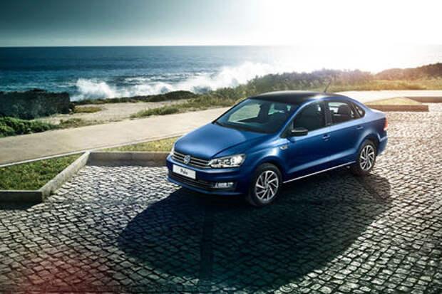 Volkswagen Polo представлен на российском рынке в новой комплектации Life