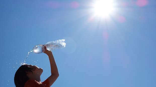 Антициклон принесёт в Тюменскую область аномальную жару