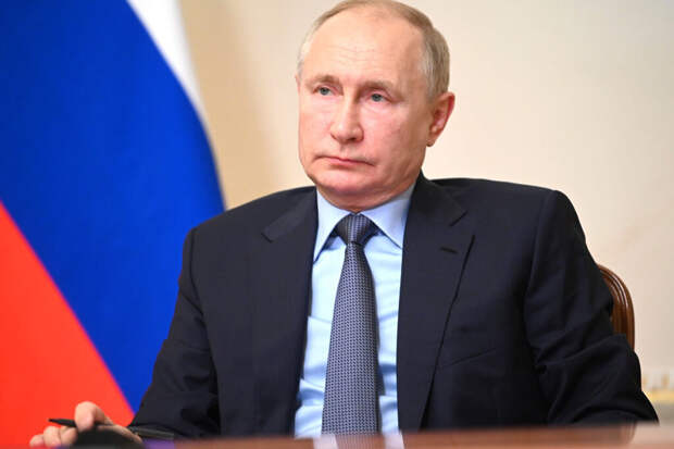 Россияне стали меньше доверять Путину в июле