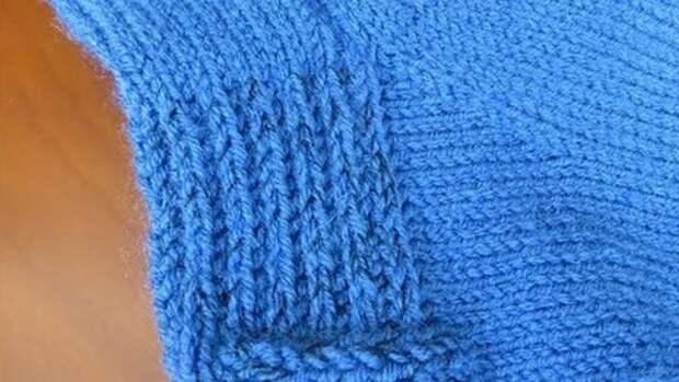 Как легко и быстро связать носки спицами своими руками