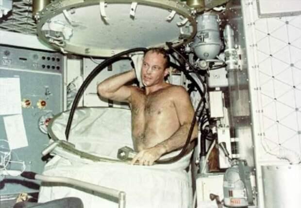 Бунт на космическом корабле — что стало причиной единственной в истории забастовки в космосе