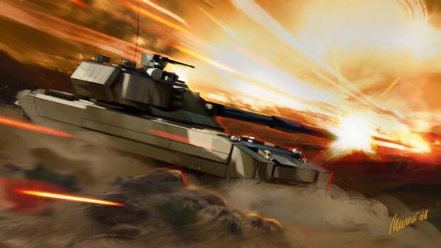 Канадские СМИ перечислили основные преимущества российского танка Т-14 «Армата»