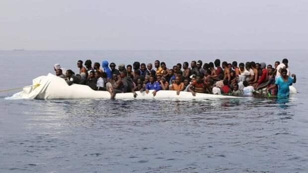 У берегов Йемена затонула лодка с 200 мигрантами, не менее 150 погибли
