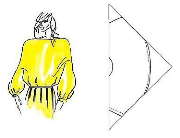 Простые идеи для шитья, или как легко украсить себя в холодную погоду.