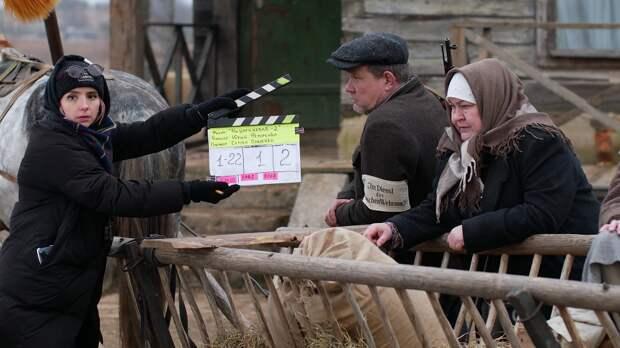 Иван Колесников стал снайпером в продолжении сериала «Ни шагу назад!»
