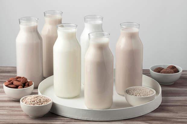 Миндальное, рисовое, соевое, овсяное: полезно ли пить альтернативное молоко