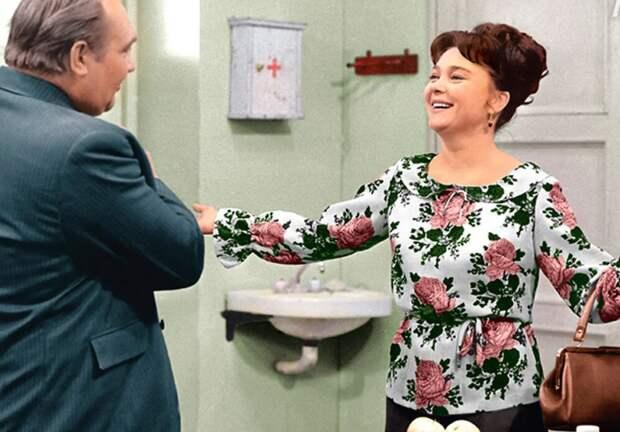 Про Нину Дорошину, которая любила-любила Олега Ефремова, а замуж вышла за Олега Даля