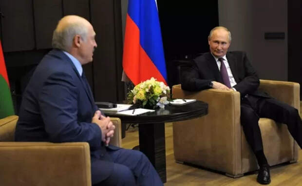 Путин назвал цену защиты Лукашенко от Запада