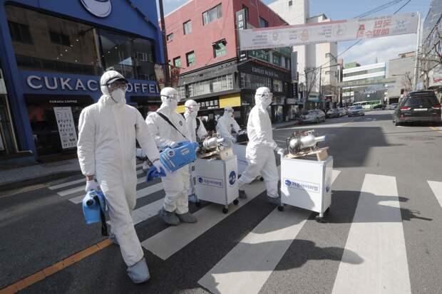 Мир в состоянии боевой готовности: три сценария воздействия коронавируса на мировую геополитику
