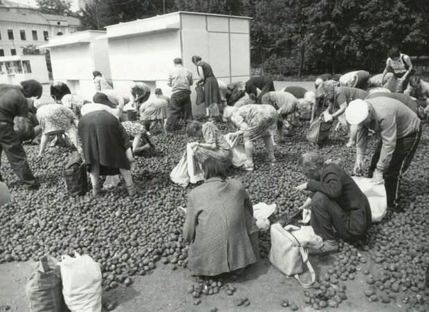 С чем остались люди после СССР.