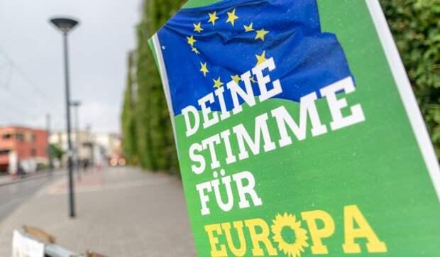 """""""Зеленая альтернатива"""" намерена вступить в Европейскую партию зеленых"""