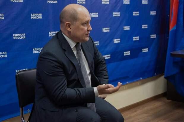 «Единая Россия» подобрала альтернативу Развожаеву