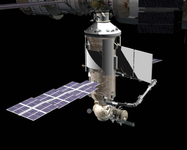 Многофункциональный лабораторный модуль «Наука»— один из проектируемых модулейроссийского сегмента МКС