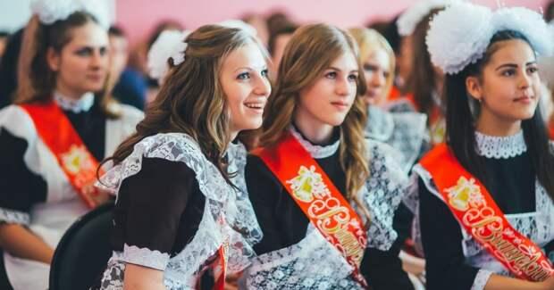 Более 3,5 тысяч школьников выпустятся из старших классов в Братске в этом году