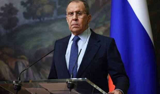 Лавров пообещал Западу ответить на «череду санкций»