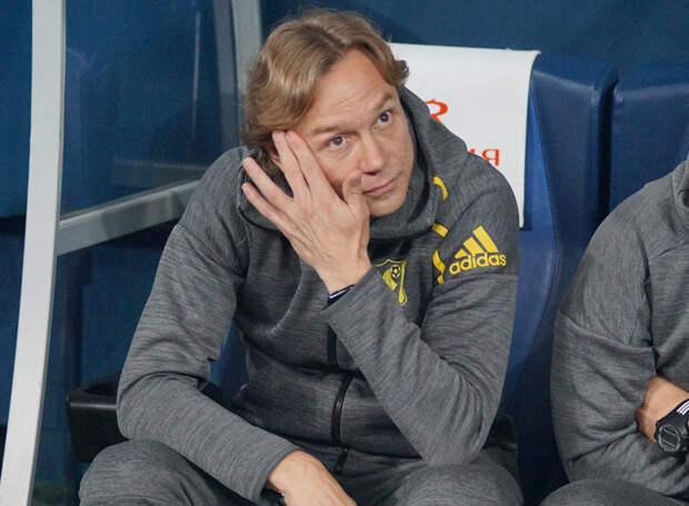 Бывший игрок «Зенита» дополнительно вызван Карпиным на сентябрьские игры сборной России