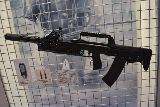 В России начали серийное производство «булл-пап» автоматов АДС для подводной стрельбы