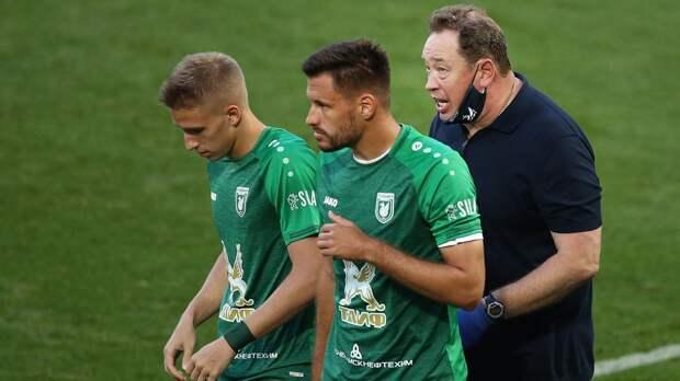 Слуцкий признан лучшим тренером РПЛ в мае