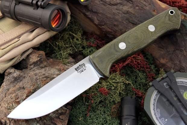 5 лучших на свете ножей финского типа