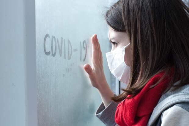 С начала пандемии в Удмуртии зарегистрировали более 34,5 тысячи случаев коронавируса