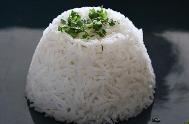 Самые частые ошибки в приготовлении риса