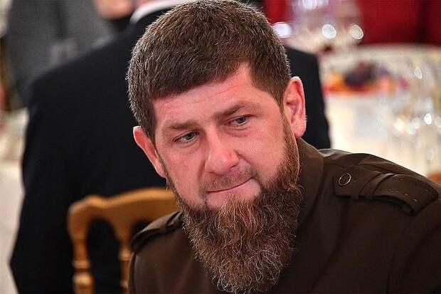 """Кадыров назвал себя """"пехотинцем Путина"""" и """"слугой народа"""""""