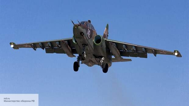 Baijiahao: Россия поразила военное сообщество США трюком с самолетами Су-25