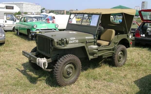 Ford GPW популярен среди коллекционеров и реставраторов