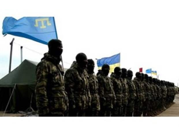 Меджлис требует от Киева создание спецбатальона для «зачистки» Крыма от русских