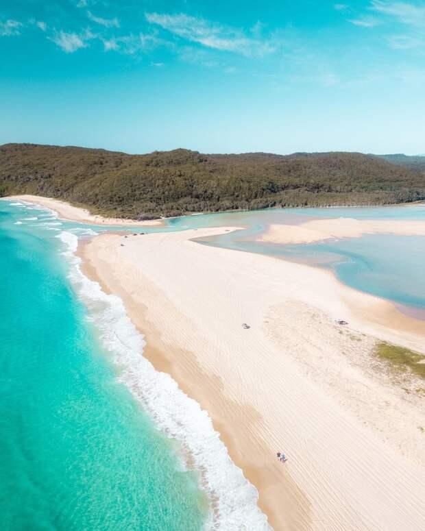 Австралия на аэрофотоснимках Джона Дина