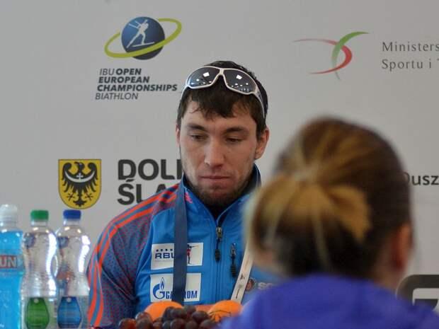 За биатлониста Логинова вступились российские дипломаты