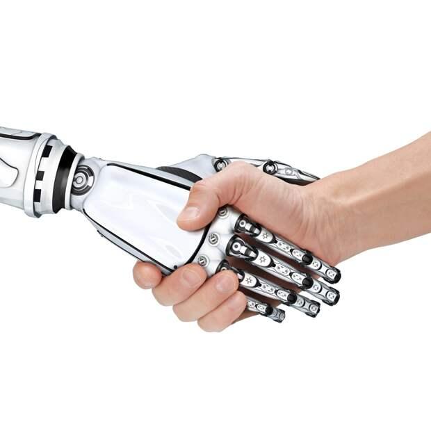 Роботы против пенсионеров