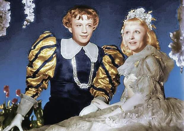 """Золушка лентяйка, а принц рахитик - как чиновники не хотели выпускать фильм """"Золушка"""" 1947"""
