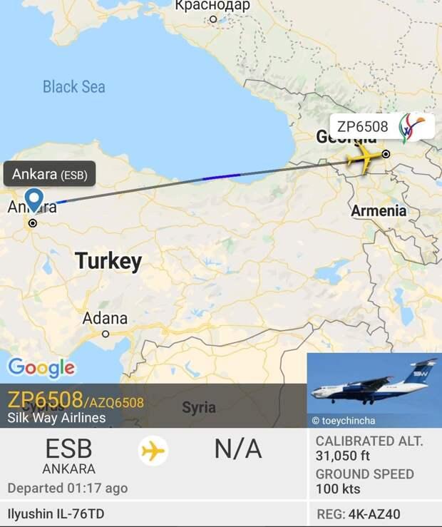 Роль Турции в Карабахской войне