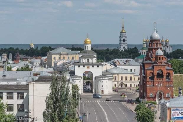 Владимир города, история, название, происхождение, россия