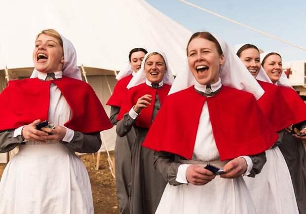 Они спасали, но их не ценили: «Девушки из Анзак» — самая красивая военная драма
